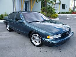 1996 impala ss for sale