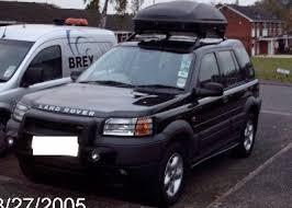 1998 land rover freelander