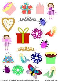 sticker girls