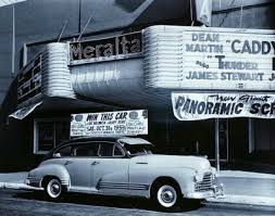 old movie theaters