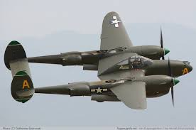 p 38 fighter