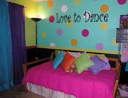 bright colored rooms