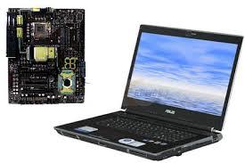 asus notebook motherboard