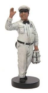 milkman uniform