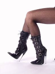 5 inch boots