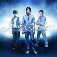 jonas brothers burning up album
