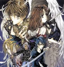 angel anime series