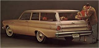 ford falcon station wagon