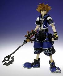 kingdom hearts 2 figures