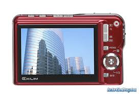 casio exilim photo