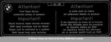 bmw warning