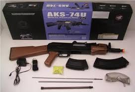 ak47 airsoft rifles
