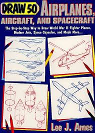 draw airplane