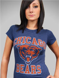chicago bears tee shirt