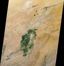 niger river in africa