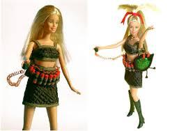 barbie metal