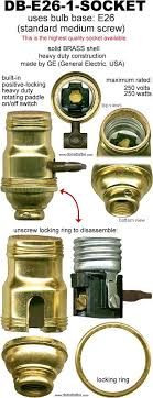 lamp bulb holder