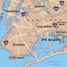 jamaica bay map