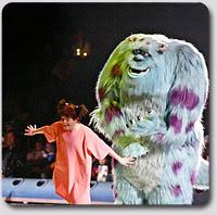 monsters inc on ice