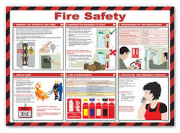 fire prevention posters