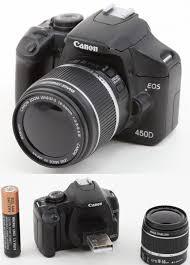 canon 450 camera