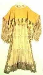 cheyenne indians clothes