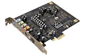 new sound card