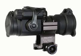 aimpoint mounting