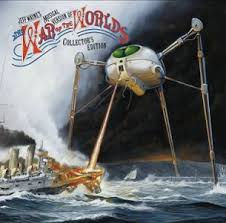 jeff wayne war of the world