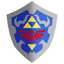 legend of zelda shields