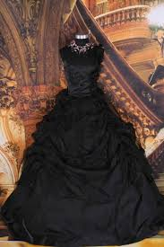 gothic medieval wedding dress