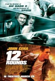 12 rounds the movie