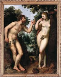 adam and eve paintings