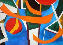 arte abstracto geometrico
