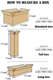 a boxes