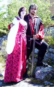 medieval fantasy clothing