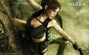 lara croft underworld games