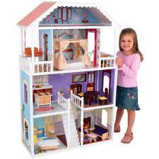 wood dollhouses