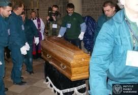 ekshumacja zwlok