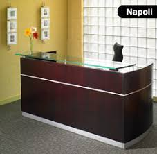 reception counter furniture
