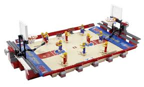 lego basketball court