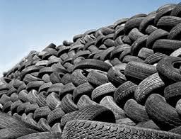 scrap tire