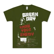 green day tshirts