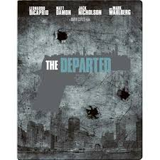 dvd the departed