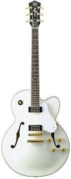 semi hollowbody electric guitar
