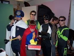 creative superhero costumes