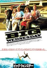 big wednesday poster