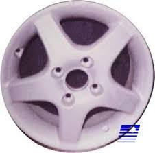 2002 honda accord wheels