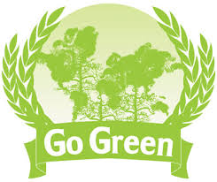 go green pic