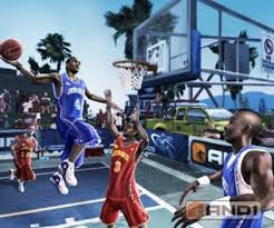 and 1 street ball game